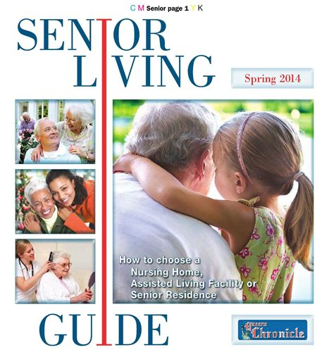 senior living 2014 by chronicle issuu