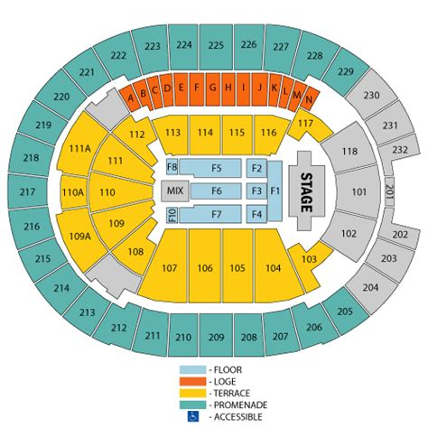 amway center seating chart trans siberian orchestra december 12 tickets orlando