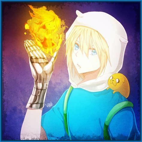 imagenes anime de hora de aventura hora de aventura para descargar fotos de anime imagenes