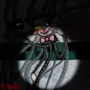 Five nights at freddy s 2 mangle by metal belle on deviantart