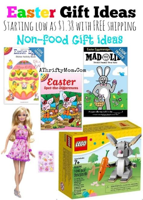 non food gifts easter gift ideas low as 1 38 free shipping options non
