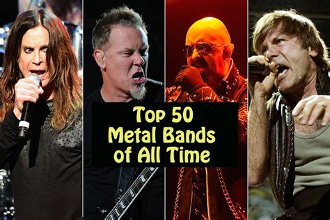best metal bands best selling rock bands top 10 list