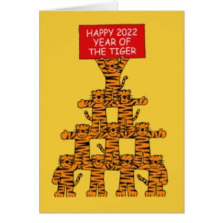 new year for year of the tiger year of the tiger greeting cards zazzle au