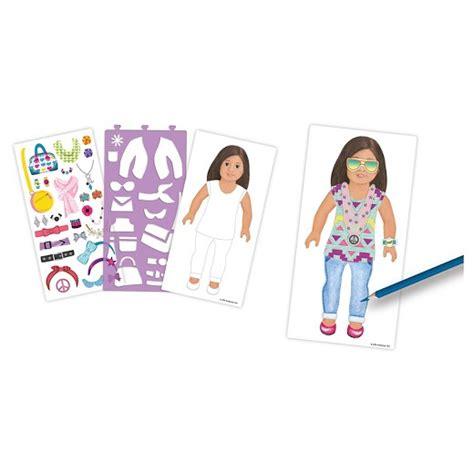 american girl 174 doll fashion portfolio kit target - American Girl Doll Gift Card Target