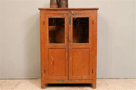 bathroom armoires vintage distressed paint brown rustic storage kitchen bathroom cabinet