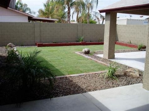 Desert Landscape Ideas For Backyards by Desert Landscaping Backyard House Photos 187