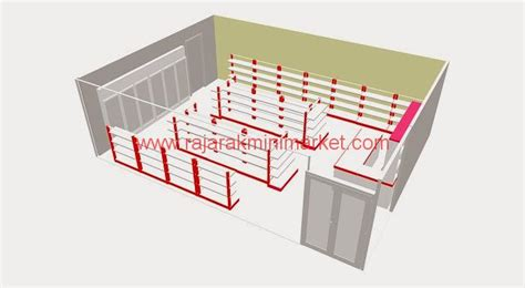 desain layout minimarket rak gondola minimarket untuk toko atk rak minimarket