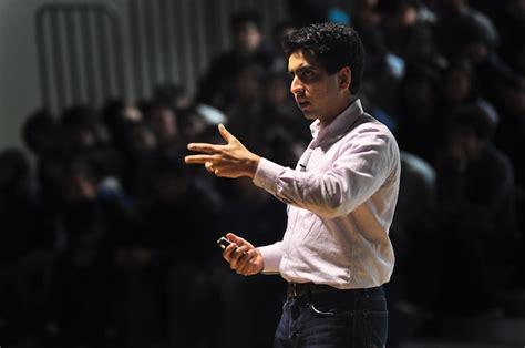 video salman khan speaks  students staff  jan  el estoque