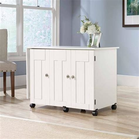 sauder sewing and craft table multiple finishes sauder sewing and craft table multiple finishes walmart com