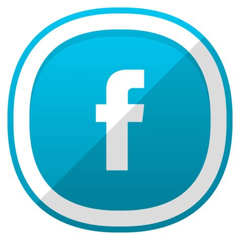 fb icon png facebook icon free cute shaded social iconset designbolts