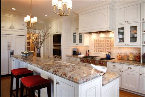 Betularie Granite Countertop Kitchen Design Ideas Granite And Backsplash Choices Which Would You Do Wandernesting