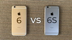 Image result for Differences Between iPhone 6 and 6S. Size: 285 x 160. Source: www.youtube.com
