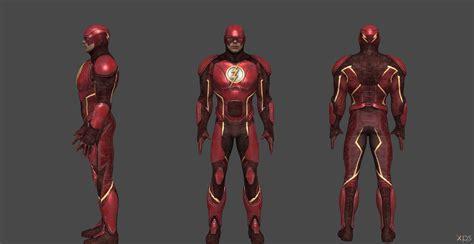 Injustice Second flash injustice 2 second upgrade by ssingh511 on deviantart