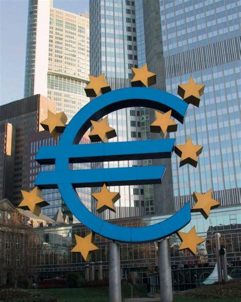 banca centrale europea sede bce banca centrale europea in quot dizionario di economia e