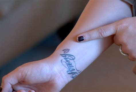 heart wrist tattoo demi lovato stay strong meaning w pictures of