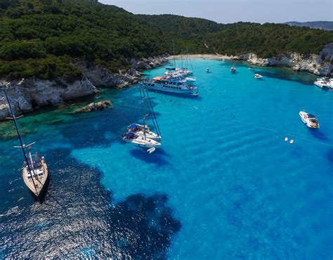 boat trip greece islands mapped the best value european holiday destinations