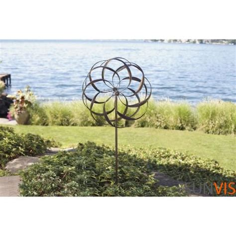 style craft garden accents wind catcher style craft wind catcher 84 inch height stake