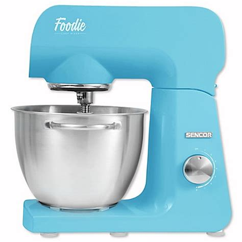 bed bath and beyond hand mixer buy sencor stand mixer in blue from bed bath beyond