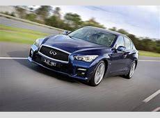 Sub-$80k for 298kW/475Nm Infiniti Q50 Twin-Turbo V6 ... Cla 45 Review