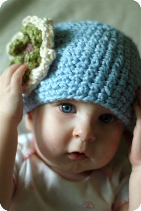 free crochet pattern newborn flower hat the sitting tree free crochet pattern organic cotton