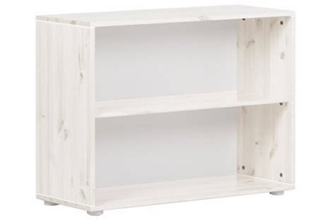 bookcase with shelf classic whitewash
