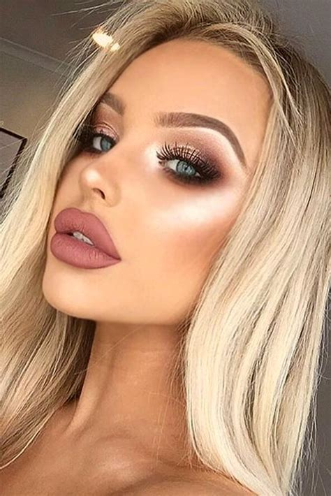 Da Make Up by Prom Makeup Looks 2017 Miladies Net