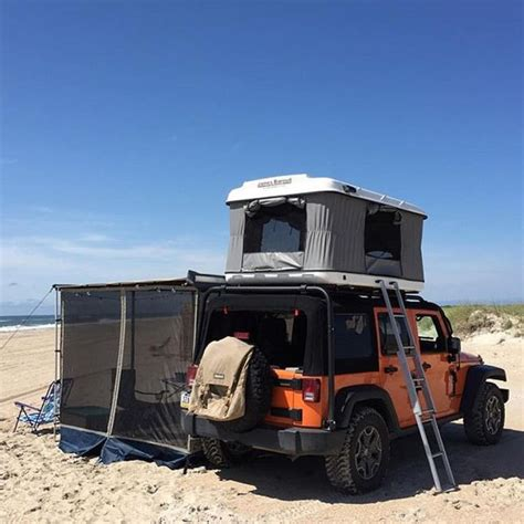 jeep renegade tent best 25 jeep cing ideas on jeep