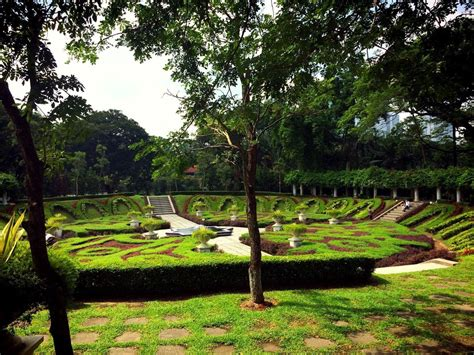 Perdana Botanical Garden Kuala Lumpur Perdana Botanical Garden Kuala Lumpur Malaysia Nothing Special
