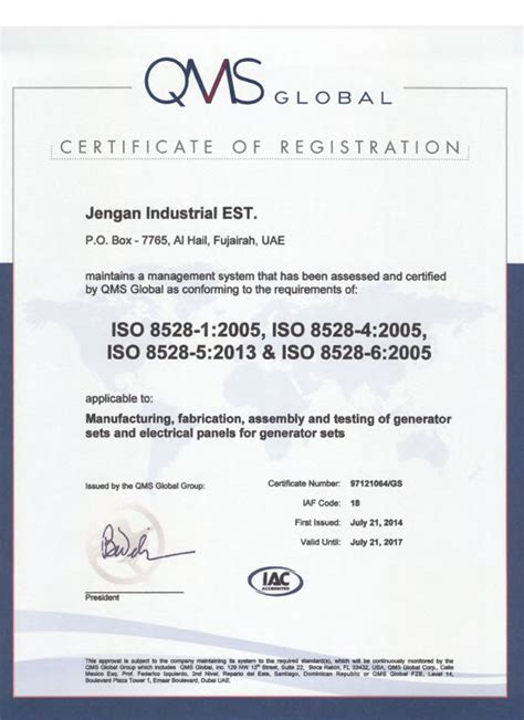 oem authorization letter format certification jengan
