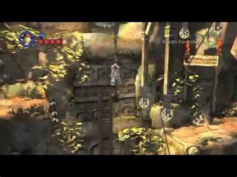 tutorial lego indiana jones ps3 lego indiana jones ps3 boulder bash gameplay youtube