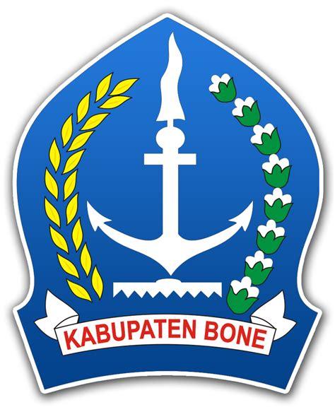 Timbangan Padi Vhanjhoelk 7031 Arti Lambang Kabupaten Bone