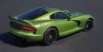2017 dodge viper special editions sold out autonation