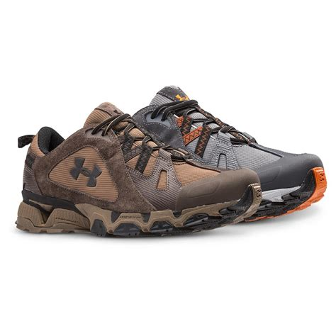 mens armour shoes armour s chetco trail running shoes 656098
