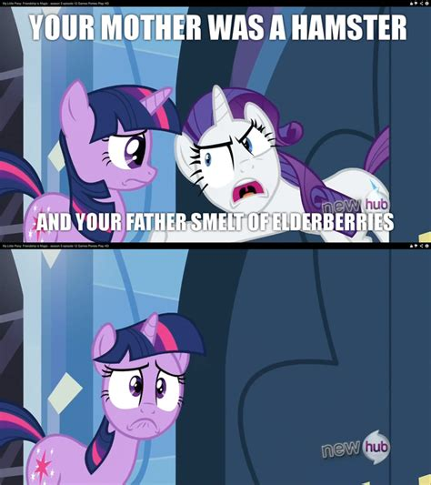Know Your Meme My Little Pony - monty rarity my little pony friendship is magic know