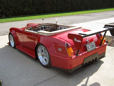 Mg V8 mg with a ford 5 0 l v8 engine depot