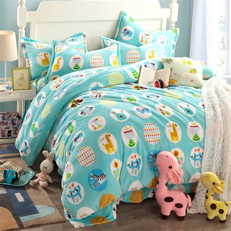 childrens comforter sets full size children bedding sets totoro bed cheap bed sheets blue