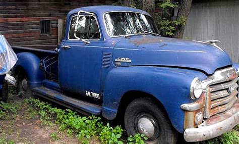 1954 gmc truck for sale 1954 gmc hydramatic 100 for sale east bethel minnesota