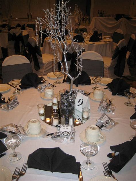 cheap wedding tree centerpieces