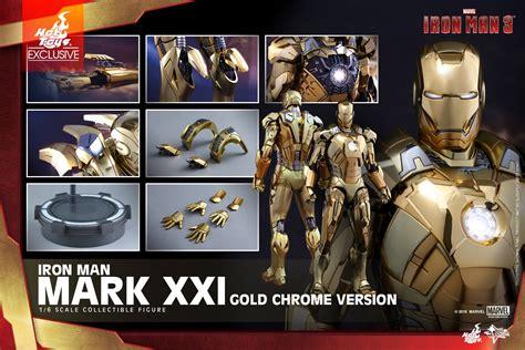 Toys Cosbaby Iron Midas Gold Chrome Xxi 21 Ht Cosb284 Ori toys 1 6 iron 3 mms341 xxi mk21 midas gold