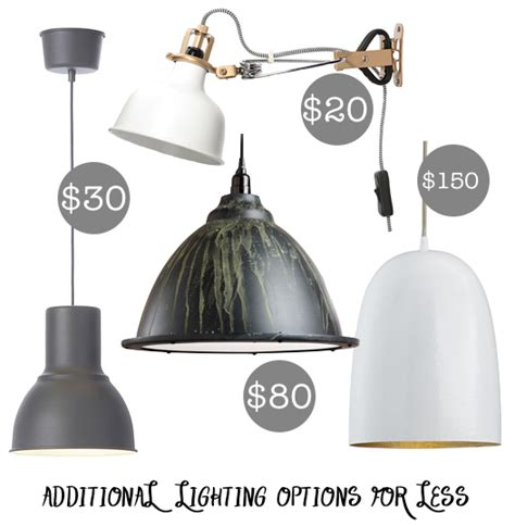 inexpensive kitchen lighting kitchen lighting ideas for a modern rustic farmhouse