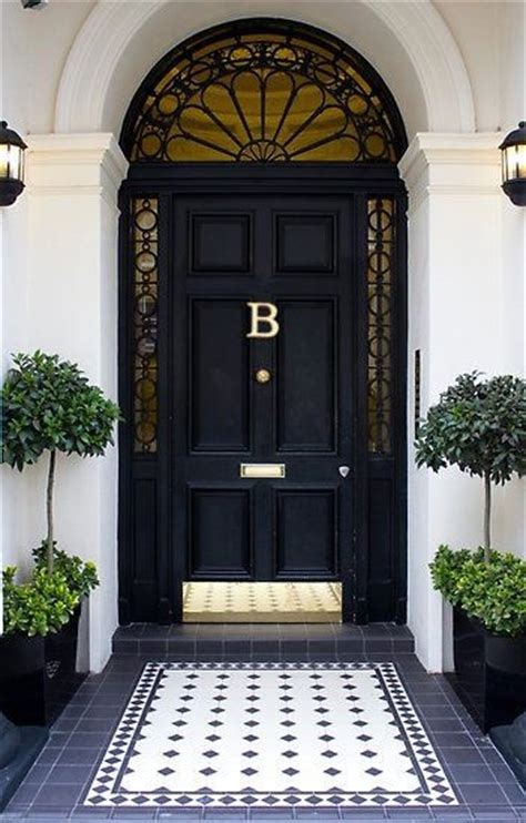 Front Door Entrances 25 Best Ideas About Black Exterior Doors On Side Door Painted Exterior Doors And