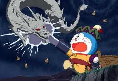 Master Doraemon doraemon the nobita and the mysterious wind masters