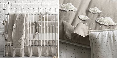 cloud crib bedding cloud nursery bedding thenurseries