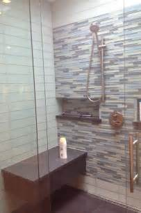 built in shower bench pollera org