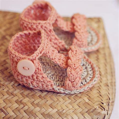 Imagenes Tiernas De Zapatitos De Bebe   zapatos tejidos para beb 233 s 161 la opci 243 n m 225 s tierna