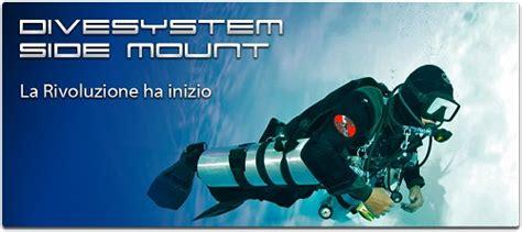 dive system gav acquasub gav divesystem side mount jacket
