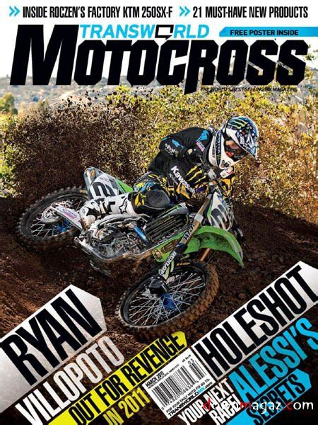 motocross magazine transworld motocross march 2011 187 pdf magazines