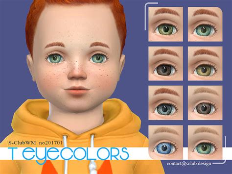 Sims 4 Toddler Eyes Cc | sims 4 cc s the best toddler eyes by s club sims 4 cc