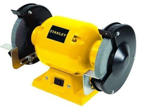bench grinder rpm stanley