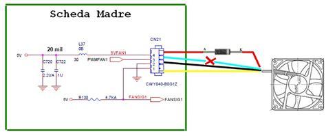 controllare alimentatore pc modifica ventola dv2000 dv6000 dv9000 faidatepc